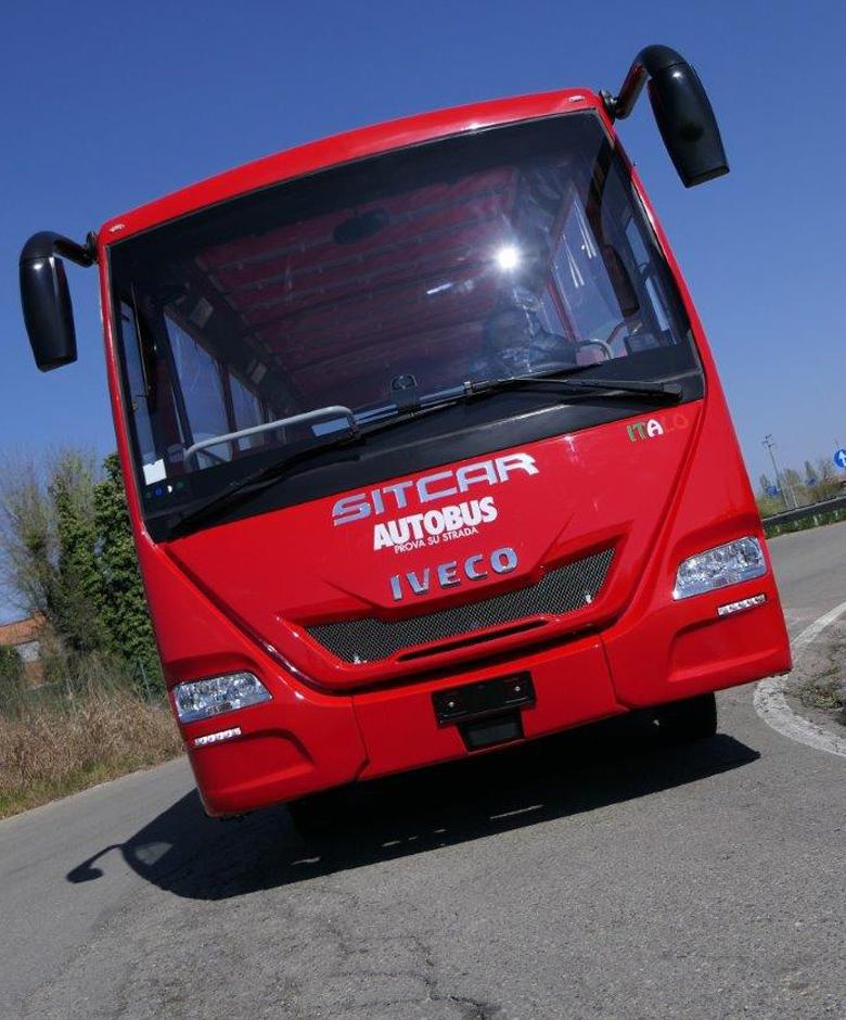 OPENTOPSITCARITALIA100IVECO 1 - Open Top 100 - Sitcar Italia autobus