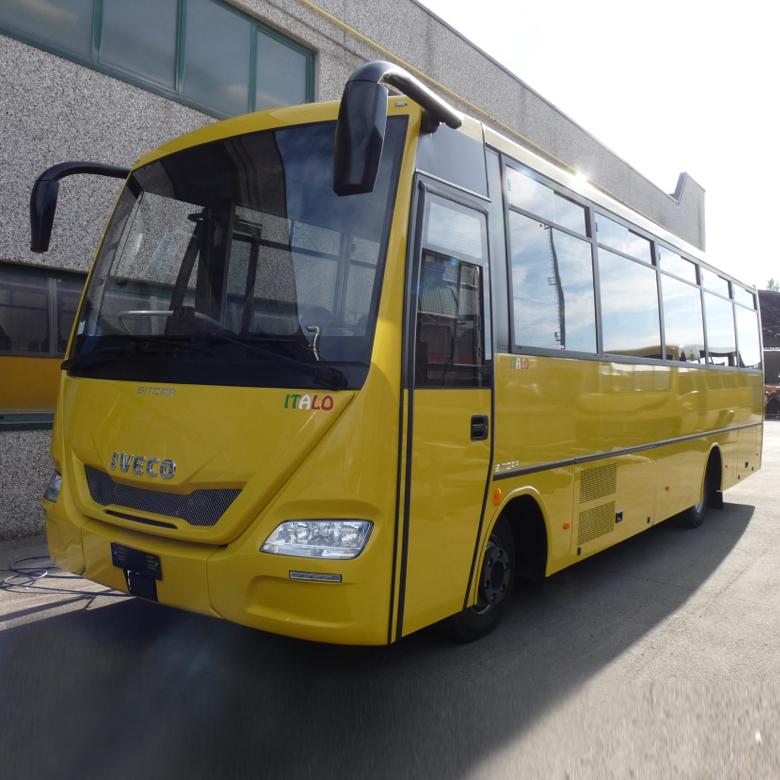 italo100 1 - Italo 100 Scuolabus - Sitcar Italia autobus
